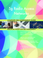 5g Radio Access Networks Complete Self-Assessment Guide