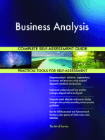 Business Analysis Complete Self-Assessment Guide