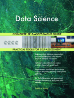 Data Science Complete Self-Assessment Guide