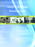 Unity 5.X Game Development Complete Self-Assessment Guide