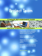 Project Team Complete Self-Assessment Guide