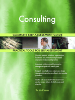 Consulting Complete Self-Assessment Guide