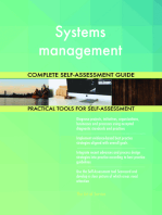 Systems management Complete Self-Assessment Guide