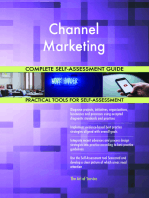 Channel Marketing Complete Self-Assessment Guide