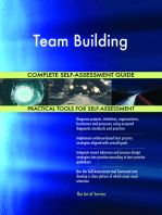 Team Building Complete Self-Assessment Guide