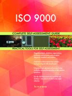 ISO 9000 Complete Self-Assessment Guide