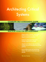 Architecting Critical Systems Complete Self-Assessment Guide