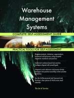 Warehouse Management Systems Complete Self-Assessment Guide