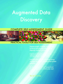 Augmented Data Discovery Complete Self-Assessment Guide