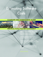 Estimating Software Costs Complete Self-Assessment Guide