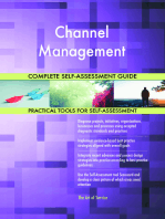 Channel Management Complete Self-Assessment Guide