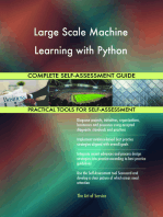 Large Scale Machine Learning with Python Complete Self-Assessment Guide