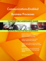 Communications-Enabled Business Processes Complete Self-Assessment Guide