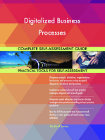 Digitalized Business Processes Complete Self-Assessment Guide