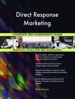 Direct Response Marketing Complete Self-Assessment Guide
