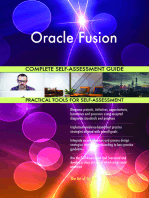 Oracle Fusion Complete Self-Assessment Guide