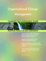 Organizational Change Management Complete Self-Assessment Guide