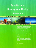Agile Software Development Quality Assurance Complete Self-Assessment Guide