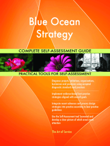 Blue Ocean Strategy Complete Self-Assessment Guide