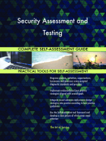 Security Assessment and Testing Complete Self-Assessment Guide