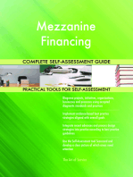 Mezzanine Financing Complete Self-Assessment Guide