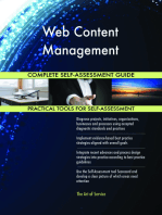 Web Content Management Complete Self-Assessment Guide
