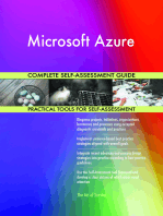 Microsoft Azure Complete Self-Assessment Guide