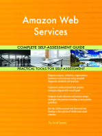 Amazon Web Services Complete Self-Assessment Guide