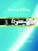 Service Billing Complete Self-Assessment Guide