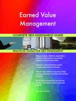Earned Value Management Complete Self-Assessment Guide