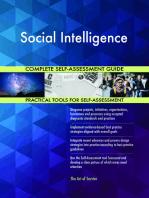 Social Intelligence Complete Self-Assessment Guide