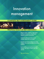 Innovation management Complete Self-Assessment Guide
