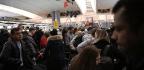 Burst Water Main At JFK Airport Floods International Terminal