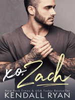 xo, Zach