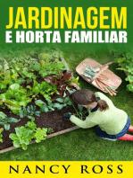 Jardinagem e Horta Familiar