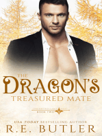 The Dragon's Treasured Mate (Uncontrollable Shift Book Two)