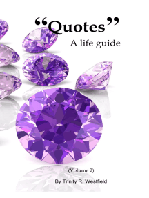 Quotes: A life guide (Volume 2)