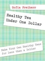 Healthy Tea Under One Dollar