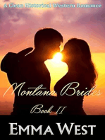 Montana Brides Book 2