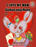 I Love My Mom Kocham moją Mamę (English Polish Bilingual Children's Book)