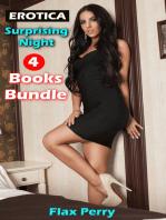 Erotica Surprising Night 4 Books Bundle