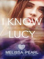 I Know Lucy (The Fugitive Series #1)