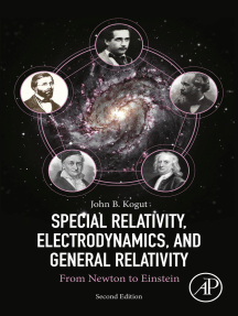 Special Relativity, Electrodynamics, and General Relativity: From Newton to Einstein