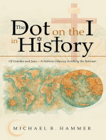 The Dot On the I In History