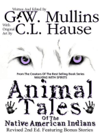 Animal Tales Of The Native American Indians