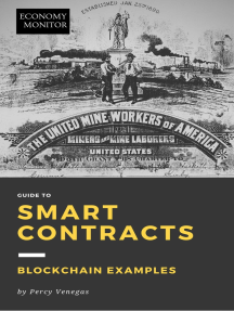Economy Monitor Guide to Smart Contracts: Blockchain Examples