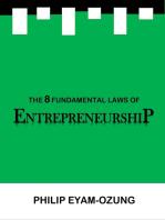 The 8 Fundamental Laws of Entrepreneurship