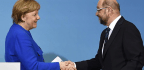 German Leaders Agree On New Coalition Talks, But Hurdles Remain
