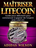 Maîtriser LiteCoin