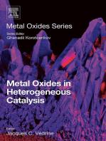 Metal Oxides in Heterogeneous Catalysis